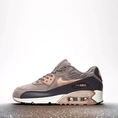 premium selection 2755f 408ba New In - The Womens Nike Air Max 90 Iron Metallic Bronze is available now!
