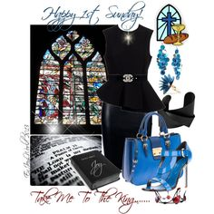 """""""HAPPY 1st SUNDAY!!! HOLY COMMUNION"""" by enjoyzworld on Polyvore TAKE ME TO THE KING! TAMELA MANN performing @: http://www.youtube.com/watch?v=Fy-hIrvCyo4"""