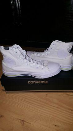 5d14d7064b451 converse chuck taylor white volt size 7 women  fashion  clothing  shoes   accessories