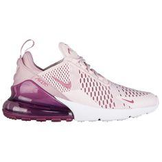 8ca43a58ac3 Nike Air Max 270 - Women s Pink Nike Shoes