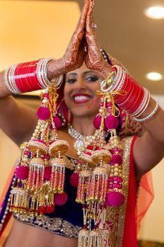 Indian punjabi wedding/bride