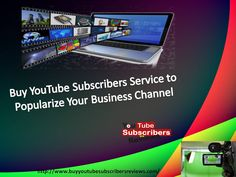http://www.buyyoutubesubscribersreviews.com : If you want to buy YouTube subscribers service from a real firm then you can get maximum number of subscribers on your channel. Here, we get back to the importance of subscribers: they are a number of people who are guaranteed to watch your newly released videos since they are following your YouTube channel. You can select the best firm after reading reviews from our company website.