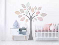 Die 12 besten Bilder auf Wandtattoo Baum | Kids room, Homes und Murals