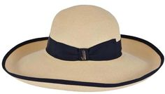 1f71dba083f Gucci Beige New Women s 370639 Wide Brim Straw Effect Floppy Plaque Logo Hat