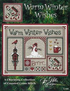 Warm /& Fuzzy Cross Kit Gold Petite Dimensions Counted X Stitch gold Petite