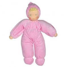 Evi Cuddle Baby Waldorf Doll