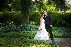 Morton Arboretum wedding pictures