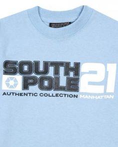 south pole clothing logo