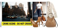"""""""victoire • do not cross"""" by pmq5 ❤ liked on Polyvore"""