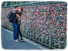 Captured love.  #cologne #germany #travelphotography #privatephotographylessons