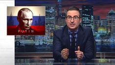 Putin | Vladimir Putin is known as a ruthless leader and master manipulator. John Oliver enlists a group of singing dancers to explain that to Fuckface von Clownstick.