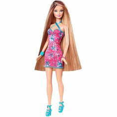 Barbie Hairtastic Doll, Blonde