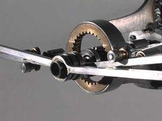 """Avian Persuit"" Kinetic Sculpture by Bob Potts - YouTube"