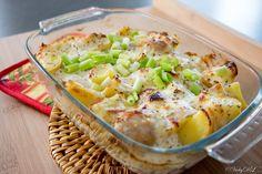 Cake Recept, My Kitchen Rules, Potato Salad, Food And Drink, Veggies, Potatoes, Ethnic Recipes, Snacks, Salad