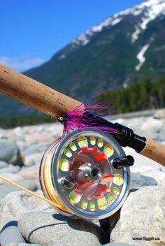 Patagonia fly fishing ambassador April Vokey's blog at FlyGal.ca