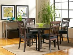 Dakota Skyline Round Dining Table