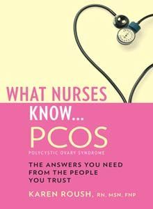 * PCOS Book * Questions about PCOS? Visit our message board - over 90,000 cysters strong at SoulCysters.net >>