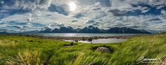 The Lyngen Alps in Lyngen, Troms, northern Norway Like Image, Light Photography, Alps, Arctic, Norway, Scandinavian, Beautiful Pictures, Mountains, Places