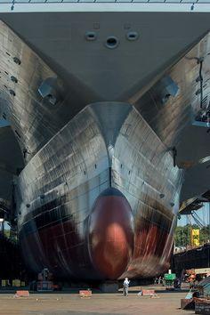 USS Gerald R Ford CVN-78