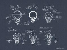 AspireBoard sketches #logo #inspiration #design