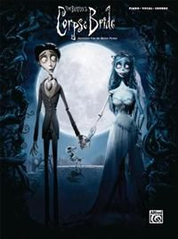Tim Burton's Corpse Bride: Piano/Vocal/Chords 10,90 €