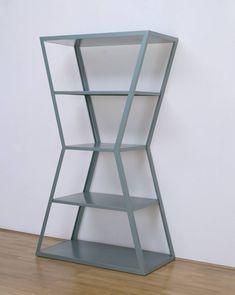 Michelangelo Pistoletto, 'Bookcase' 1976,1997