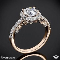 Verragio rings are absolutely beautiful
