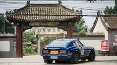 Datsun Pekin to Paris