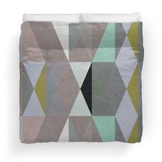 The Nordic Way X duvet   #duvet #homedecor #pattern