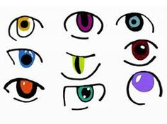 Resultado de imagen de dibujos ojos