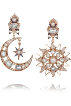 http://luxurycheckout.com/wp-content/uploads/2014/02/percossi-papi-sun-and-moon-rose-gold-plated-topaz-and-pearl-earrings-1.jpg