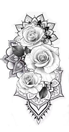 Aber mit Sonnenblumen – Flower Tattoo Designs Malika Gislason – diy best tattoo ideas - diy tattoo images - Aber mit Sonnenblumen Flower Tattoo Designs Malika Gislason diy best t - Half Sleeve Tattoos Designs, Tattoo Designs And Meanings, Tattoo Designs For Women, Half Sleeve Tattoos For Women, Tattoo Sleeves Women, Mandala Tattoo Sleeve Women, Floral Tattoo Design, Flower Tattoo Designs, Design Tattoos