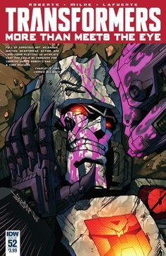 The Transformers: More Than Meets The Eye #52 Full Comic Preview
