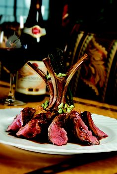 Chateau Grille offers upscale dining experience.   Travel, Midwest, Luxury, Food, Dining