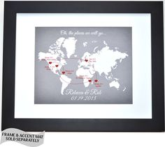 Personalized Anniversary Gift For Pas Husband Wife Custom 40th Present 35 15 45 Year