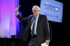 Bernie Sanders Wins Readers' Poll for TIME Person of the Year
