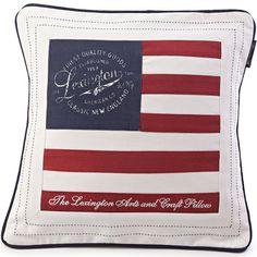 Cojín de Lexington con bandera USA 2014