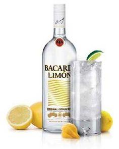 Cocktail recipe for a Bacardi-ade recipe made with 3 oz Bacardi® Limon rum2 oz lemonade1/2 oz lemon juice