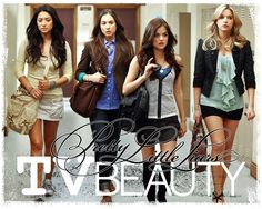 A guide to the beauty looks on Pretty Little Liars from makeup artist Sonia Kashuk