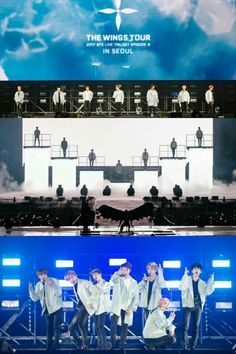 BTS THE WINGS TOUR~ 2017 BTS Live Trilogy Episode lll~ The first concert of the WINGS TOUR was in Seoul today and from all the fancam's, photo's and information I felt like I was there, but I will wait for the day I can really be there :) tHE NOT TODAY CHOREO LOOKEDDD amazInGsdFhkDks- and Hoseok sang his song on his birthday and his mum was there sob SOB (170218) ❤ #BTS #방탄소년단
