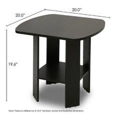 Amazon.com - Furinno 10026 (11180) Simple Design End Table -