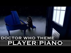 Player Piano Traverses Time and Space with the DOCTOR WHO Theme | Nerdist