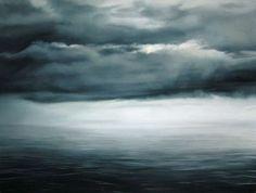 "Saatchi Art Artist Zaria Forman; Drawing, ""Greenland no. 11"" #art"