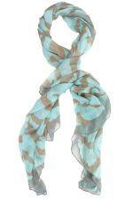 Summer Scarves - Cotton, Linen, Silk, Skinny