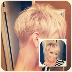 Pixie front, side, and back!