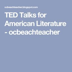 Puritan handouts and worksheets american literature literature do you want to enhance your teaching of american literature then use ted talks to teach valuable listening skills and make connectio fandeluxe Gallery