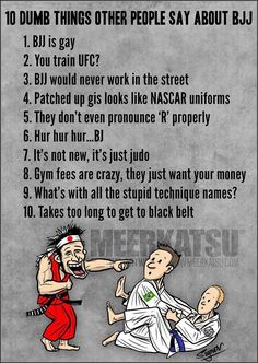 The dumb people Martial Arts Humor, Jiu Jitsu Training, Bjj Memes, Muay Thai Training, Self Defense Tips, Ju Jitsu, Brazilian Jiu Jitsu, Animal Quotes, Taekwondo
