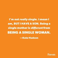 The heart of a single mom.