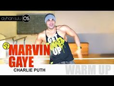 MARVIN GAYE - Charlie Puth // by A. SULU (Zumba - WARM UP/ POP) - YouTube
