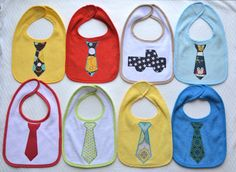 Hey, I found this really awesome Etsy listing at https://www.etsy.com/listing/170657019/2-necktie-bibs-choose-two-red-yellow-tan Bibs, Baby Shoes, Polka Dots, Baby Bibs, Polka Dot, Kid Shoes, Polka Dot Fabric